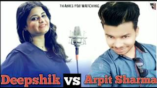 New vs Old 3 Bollywood Songs Mashup | Deepshikha | feat. Arpit Sharma | Bollywood Songs Medley