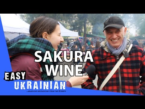 Sakura Wine Festival | Easy Ukrainian 13