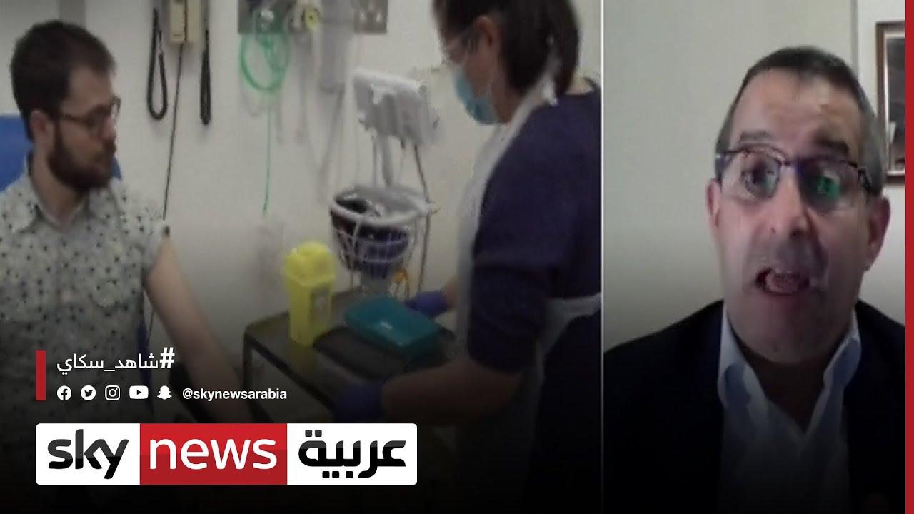 يحيى مكي عبدالمؤمن: منظمة الصحة العالمية ستقوم باتصالات لزيادة نسبة اللقاحات للدول الفقيرة  - نشر قبل 6 ساعة
