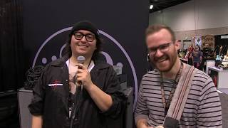 Darkglass Alpha Omega 900 with Patrick Hunter at NAMM 2019