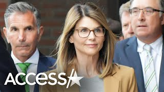 Lori Loughlin Set To Finish 100 Hours Of Community Service This Week