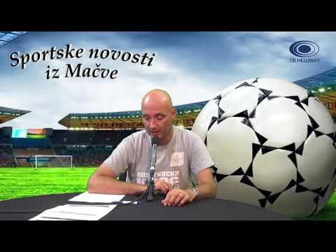 Sportske novosti iz Mačve-Radio Nešvil 04.09.2017.