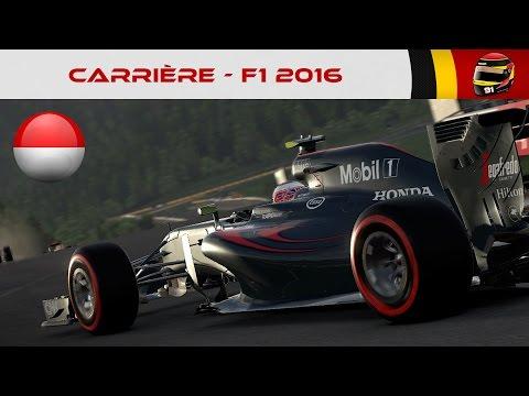 F1 2016 - Carrière #06: Monaco, C'est Casino ! [FR ᴴᴰ]