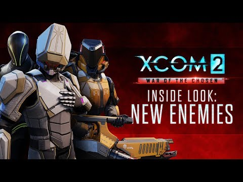 XCOM 2: War of the Chosen - Inside Look:...
