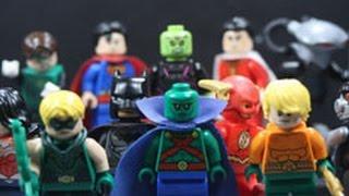 """Lego Justice League: Forever Evil- Episode 3: """"Forsaken"""""""