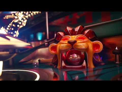 Sony Bravia  4k UHD test demo Pinball OLED video HDR