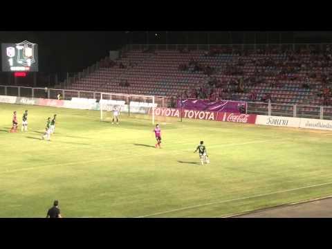 BGTV : BG GOAL TPL 2015 CHAINAT FC VS BGFC (HIGHLIGHT)