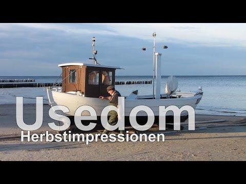 Usedom, herrbstimpressionen, ein Insel im Nordosten Deutschlands an der Ostsee