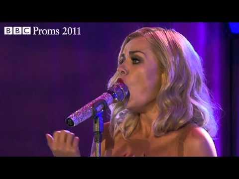 BBC Proms 2011: Katherine Jenkins At The 'Last Night'