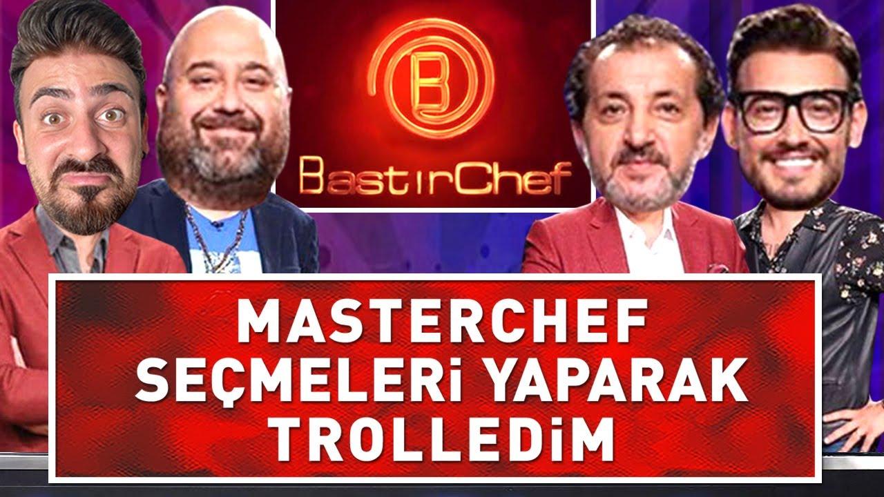 MASTERCHEF TÜRKİYE SEÇMELERİ YAPARAK TROLLEDİM !