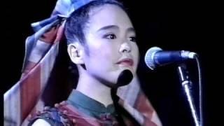 江東潮見にあったウッディランドでの上々颱風祭りでの演奏 「三味線ロッ...