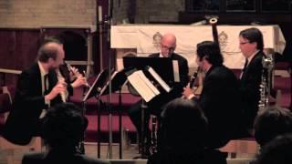 Barnes: Casa Loma Wind Quintet - I. Five-Legged Elephant / Blythwood Winds