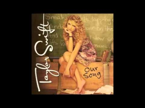 Taylor Swift - Our Song (Audio)