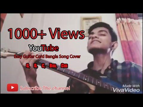 bangla band mix song acoustic by Riad Rahman
