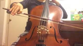 Perfect - Ed Sheeran (cello cover) - Sarang Han