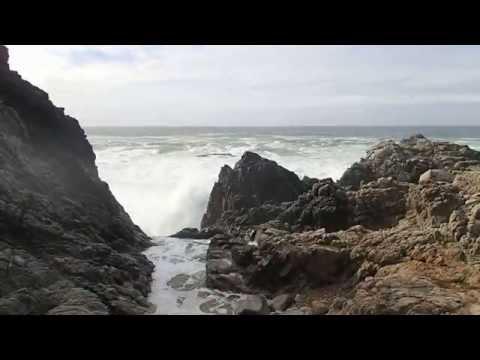 Big Waves in Big Sur