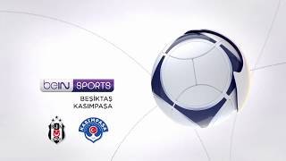 Beşiktaş 2 - 1 Kasımpaşa #Özet