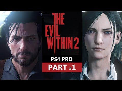 恐怖大作《The Evil Within 2》#1 再次進入Stem系統 [ PS4 Pro ](中文字幕)