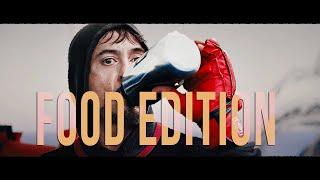 Tony Stark | Food edition