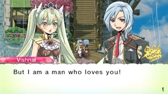 Rune Factory 4 How To Trailer 3 Cooking Forging Mixing And Crafting Youtube