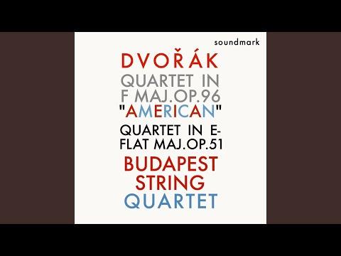 """Quartet No. 6 In F Major, Op. 96 """"American"""" - III. Molto Vivace"""