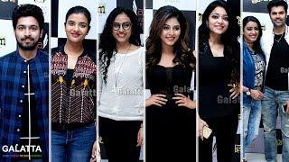 Balloon Premiere Show at Sathyam Cinema |Anjali | Janani | Siddharth