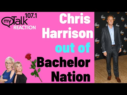 Chris Harrison Is Out of Bachelor Nation