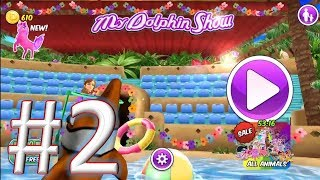 My Dolphin Show #challenge 2 gameplay (android &amp ios)