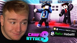 Mein CHAT STEUERT MICH in Craft Attack 8