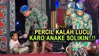 Gambar cover CAK PERCIL KALAH LUCU KARO ANAK E SOLIKIN