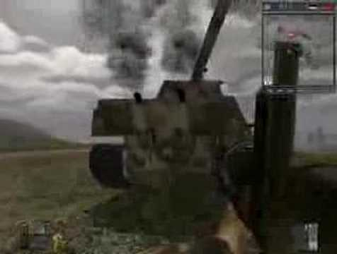 Battlegroup 42: Piat anti tank