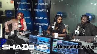Dj Kayslay Interviews Shoota on Shade 45  4/11/18