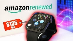 AMAZON USED Apple Watch Series 5 LTE Review- is the savings worth it?