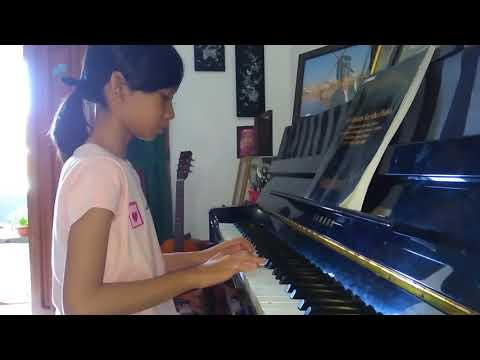 Bening - Annie (Tomorrow OST) - Les Piano Malang