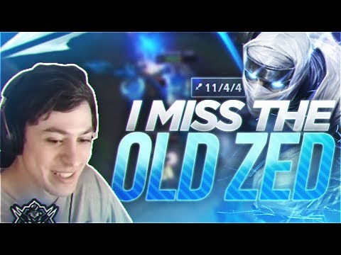 LL STYLISH | I MISS THE OLD ZED