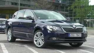 NEW Škoda Superb 1,4 TSI - Driven by TopSpeed Magazine Serbia