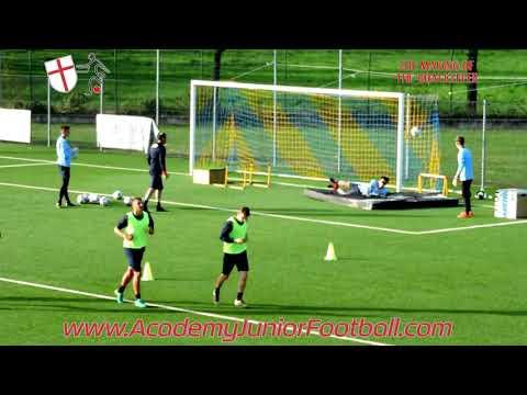 Soccer Goalkeeper Training in Italy Academy Junior Football Club - U15 through Adult