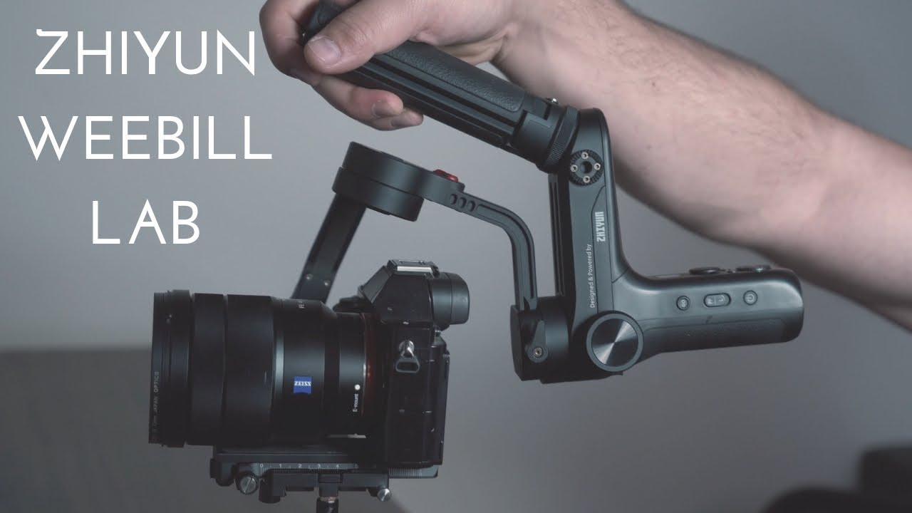 Zhiyun Weebill LAB Gimbal - Initial Thoughts - TEST FOOTAGE - Sony ... b2e52ac295ee1
