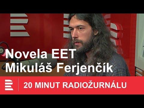 Mikuláš Ferjenčík: Pokusíme se vyškrtnout třetí a čtvrtou vlnu EET ze zákona