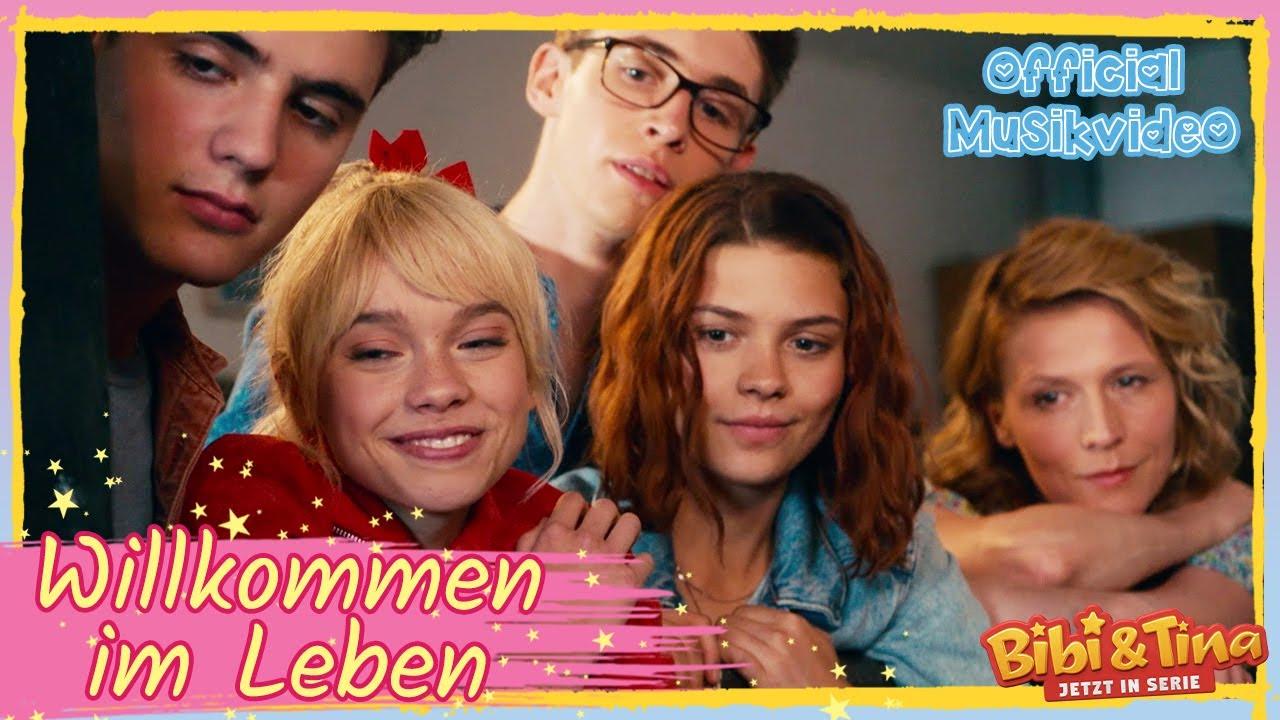 Bibi & Tina - Die Serie | Willkommen im Leben - Official Musikvideo