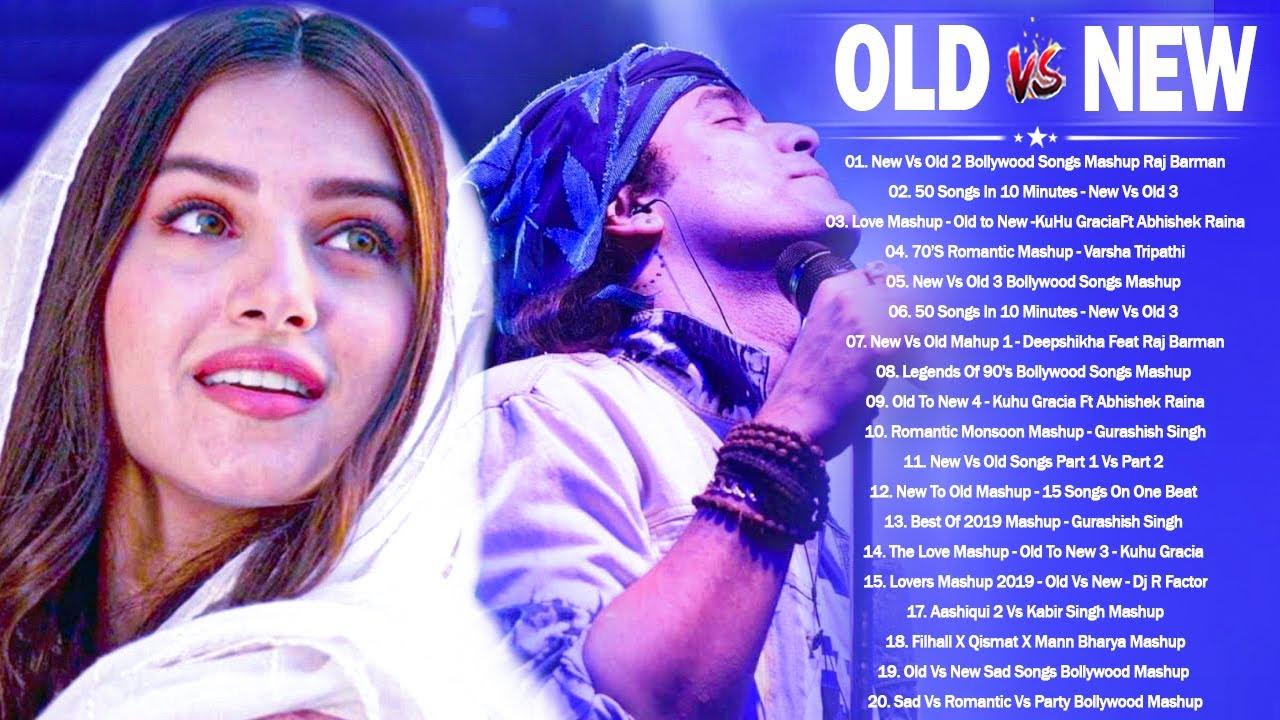 Old Vs New Bollywood Mashup 2020   90's Old Hindi Songs Mashup Remix _Jukebox \\ Indian mashup
