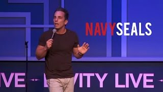 Navy Seals | Sebastian Maniscalco at Levity Live