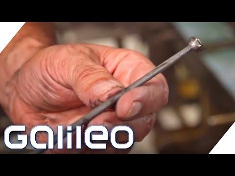 Luxus-Schrauben von Würth: Was macht die Produkte so besonders? | Galileo | ProSieben