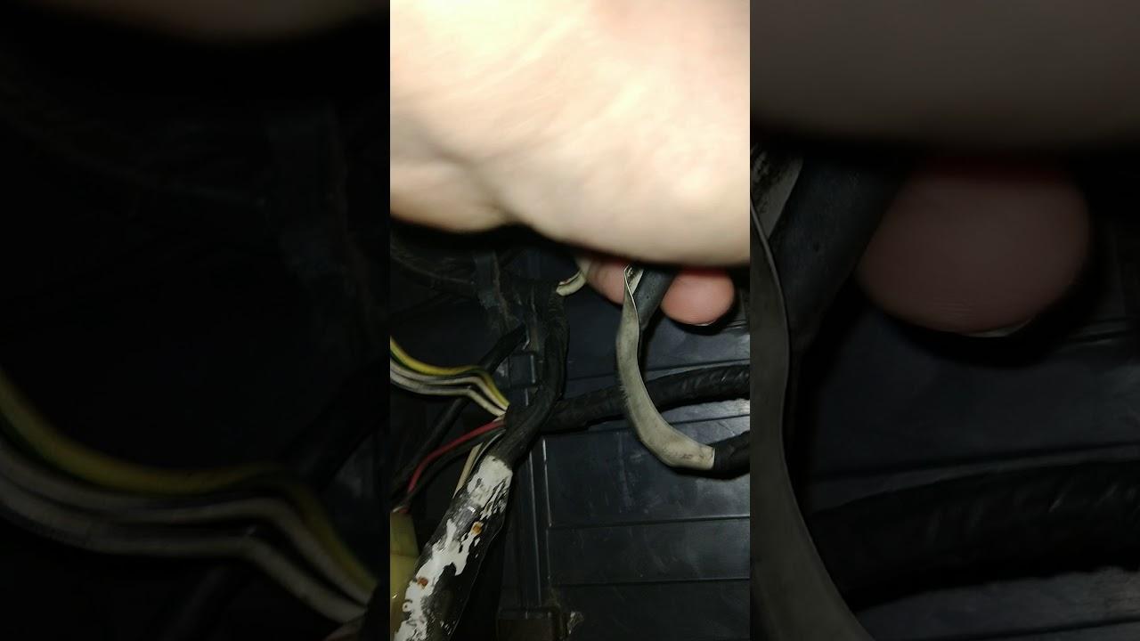 84 88 toyota pickup 22r carb a c wiring youtube rh youtube com