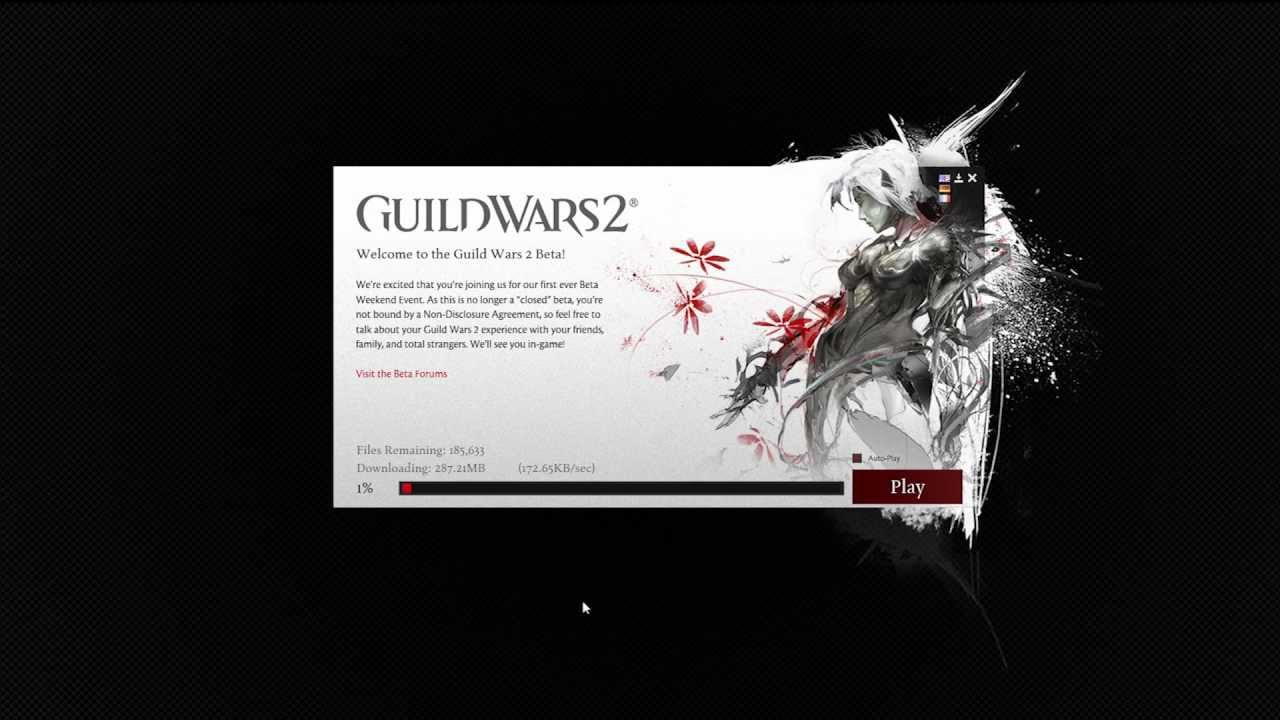 Guild wars 2: get your game on and start downloading! | ipkonfig.