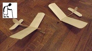 Bargain Store Project #42 Pop Bottle Propeller Polystyrene Plate Plane