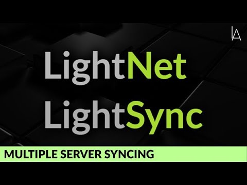 Multiple Server Syncing | Lightact