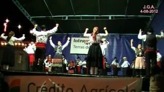 Festas de S. Brás 2012: Videirinha pelo Rancho Folclórico de Valdosende (Terras de Bouro)