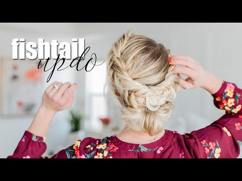 beautiful-updo-for-short,-medium-length-and-long-hair!