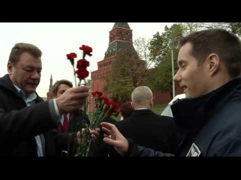 Expedition 50-51 Crew Conducts Ceremonies in Star City and Moscow, Russia